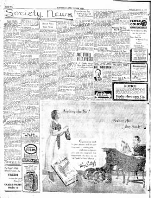 The Courier News from Blytheville, Arkansas on March 4, 1935 · Page 2