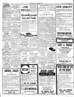 The Courier News from Blytheville, Arkansas on November 2, 1949 · Page 12