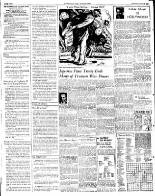 The Courier News from Blytheville, Arkansas on May 3, 1952 · Page 4