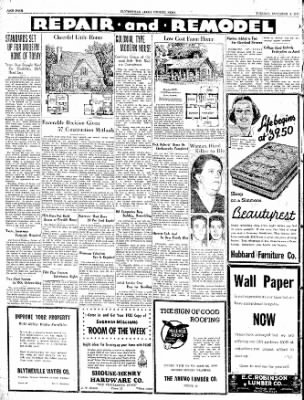 The Courier News from Blytheville, Arkansas on November 9, 1937 · Page 4