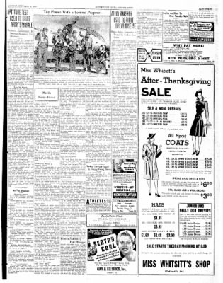 The Courier News from Blytheville, Arkansas on December 2, 1940 · Page 3