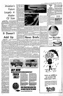 The Courier News from Blytheville, Arkansas on April 1, 1968 · Page 3