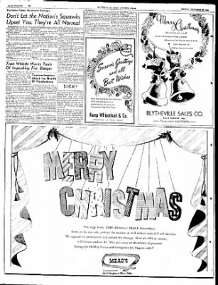The Courier News from Blytheville, Arkansas on December 22, 1950 · Page 11