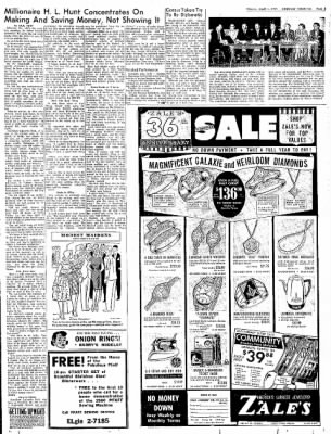 Greeley Daily Tribune from Greeley, Colorado on April 4, 1960 · Page 3