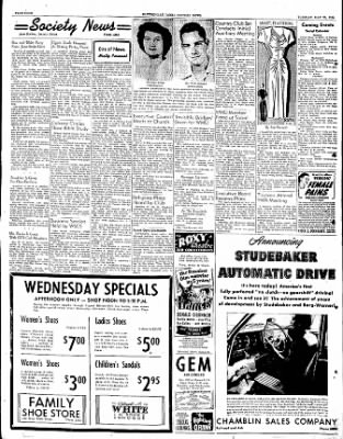 The Courier News from Blytheville, Arkansas on May 23, 1950 · Page 4