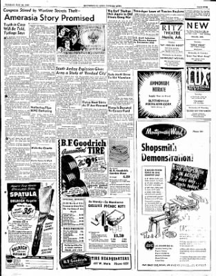 The Courier News from Blytheville, Arkansas on May 23, 1950 · Page 5