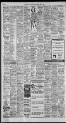 Muncie Evening Press from Muncie, Indiana on July 4, 1983