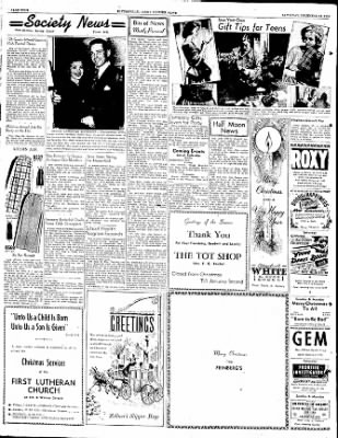 The Courier News from Blytheville, Arkansas on December 23, 1950 · Page 4
