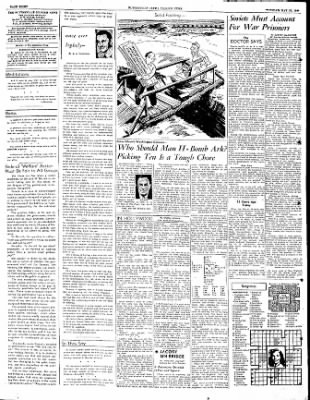 The Courier News from Blytheville, Arkansas on May 23, 1950 · Page 8