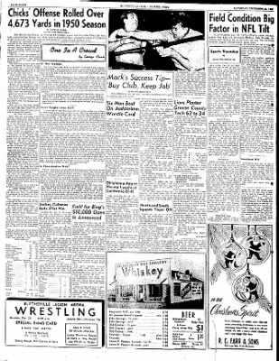 The Courier News from Blytheville, Arkansas on December 23, 1950 · Page 6