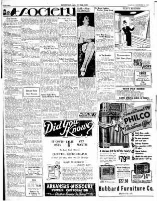 The Courier News from Blytheville, Arkansas on December 3, 1940 · Page 2