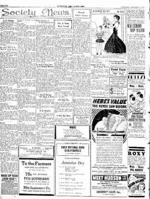 The Courier News from Blytheville, Arkansas on November 10, 1937 · Page 2