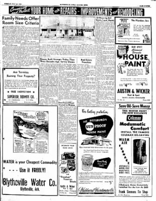 The Courier News from Blytheville, Arkansas on May 23, 1950 · Page 11