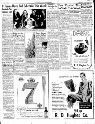 The Courier News from Blytheville, Arkansas on November 3, 1949 · Page 12