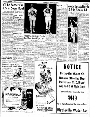 The Courier News from Blytheville, Arkansas on December 26, 1950 · Page 5