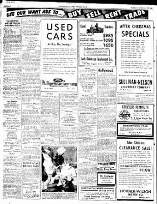 The Courier News from Blytheville, Arkansas on December 26, 1950 · Page 6