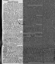1862 Mississippi newspaper editorial calls Abraham Lincoln a