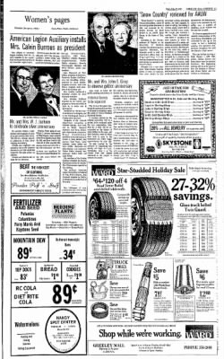 Greeley Daily Tribune from Greeley, Colorado on May 25, 1977 · Page 11