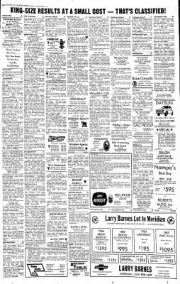 Idaho Free Press from Nampa, Idaho on June 5, 1967 · Page 13