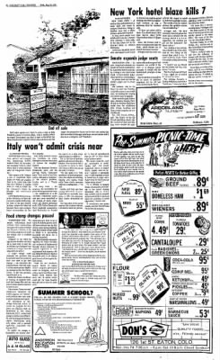 Greeley Daily Tribune from Greeley, Colorado on May 25, 1977 · Page 26