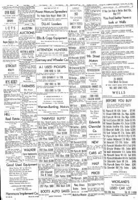 Greeley Daily Tribune from Greeley, Colorado on October 20, 1961 · Page 16