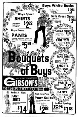 Greeley Daily Tribune from Greeley, Colorado on April 11, 1973 · Page 67