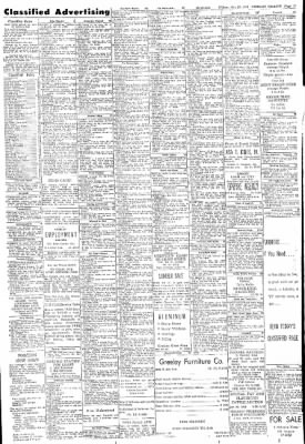 Greeley Daily Tribune from Greeley, Colorado on October 23, 1961 · Page 17