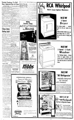 Greeley Daily Tribune from Greeley, Colorado on November 27, 1962 · Page 3