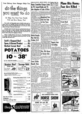 Greeley Daily Tribune from Greeley, Colorado on June 10, 1957 · Page 13
