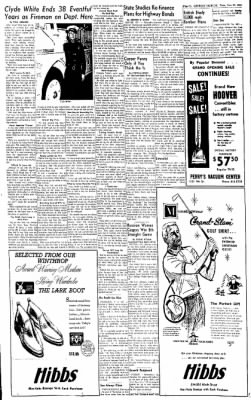 Greeley Daily Tribune from Greeley, Colorado on November 27, 1962 · Page 30