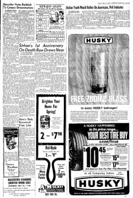 Greeley Daily Tribune from Greeley, Colorado on May 14, 1970 · Page 15