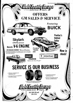 Greeley Daily Tribune from Greeley, Colorado on May 26, 1977 · Page 75