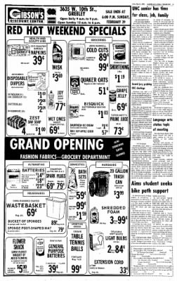 Greeley Daily Tribune from Greeley, Colorado on February 27, 1976 · Page 9