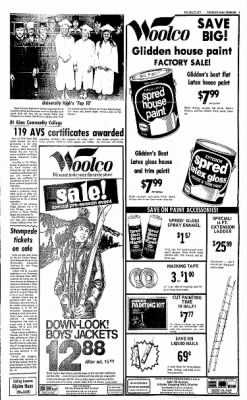 Greeley Daily Tribune from Greeley, Colorado on May 27, 1977 · Page 3