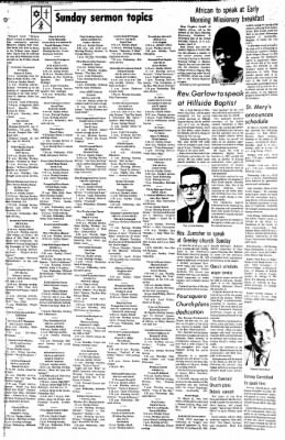 Greeley Daily Tribune from Greeley, Colorado on April 13, 1973 · Page 17