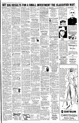 Idaho Free Press from Nampa, Idaho on June 14, 1967 · Page 15