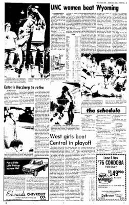 Greeley Daily Tribune from Greeley, Colorado on February 27, 1976 · Page 31
