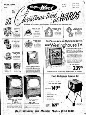 Greeley Daily Tribune from Greeley, Colorado on December 7, 1955 · Page 24