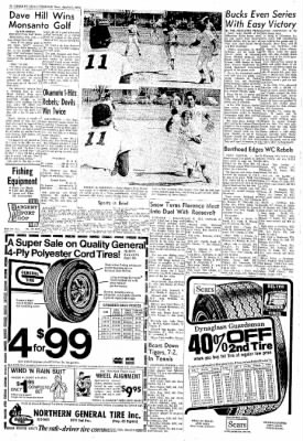 Greeley Daily Tribune from Greeley, Colorado on April 17, 1972 · Page 34