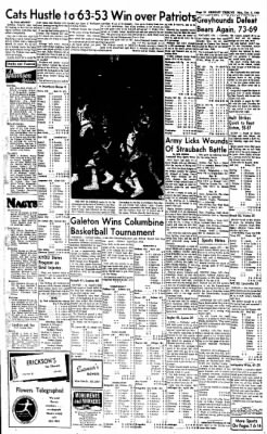 Greeley Daily Tribune from Greeley, Colorado on December 3, 1962 · Page 18