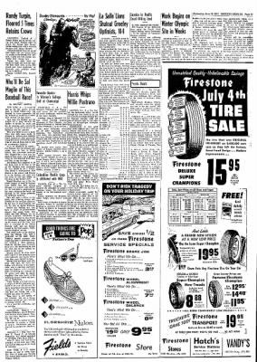 Greeley Daily Tribune from Greeley, Colorado on June 12, 1957 · Page 16