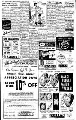 Greeley Daily Tribune from Greeley, Colorado on December 5, 1962 · Page 2