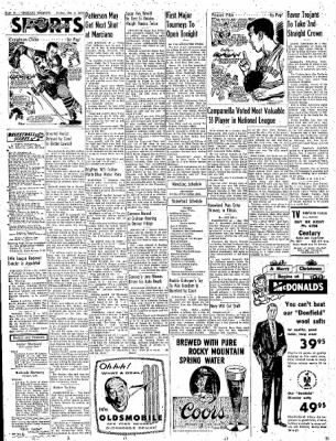 Greeley Daily Tribune from Greeley, Colorado on December 9, 1955 · Page 13