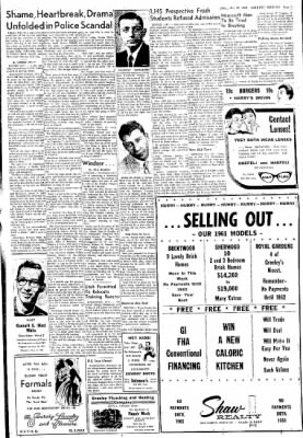 Greeley Daily Tribune from Greeley, Colorado on October 30, 1961 · Page 9