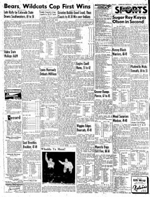 Greeley Daily Tribune from Greeley, Colorado on December 10, 1955 · Page 4