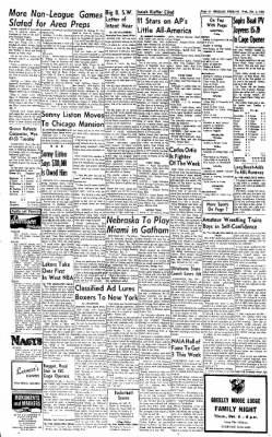 Greeley Daily Tribune from Greeley, Colorado on December 5, 1962 · Page 18