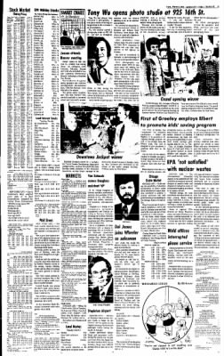Greeley Daily Tribune from Greeley, Colorado on March 2, 1976 · Page 23