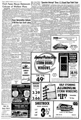 Greeley Daily Tribune from Greeley, Colorado on October 16, 1969 · Page 14
