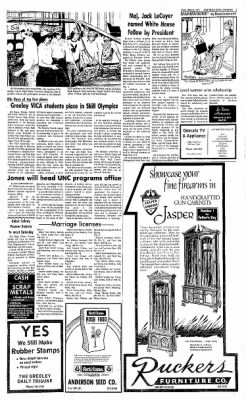 Greeley Daily Tribune from Greeley, Colorado on May 31, 1977 · Page 7