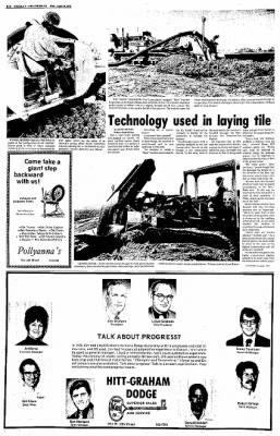 Greeley Daily Tribune from Greeley, Colorado on April 16, 1973 · Page 87